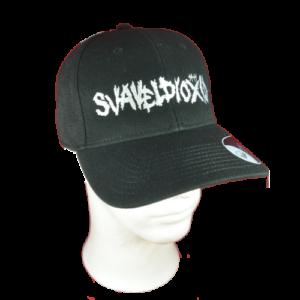SVAVELDIOXID – logo výšivka – čepice