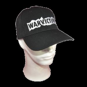 WARVICTIMS – logo výšivka – čepice
