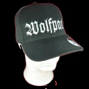 WOLFPACK – silné logo výšivka – čepice
