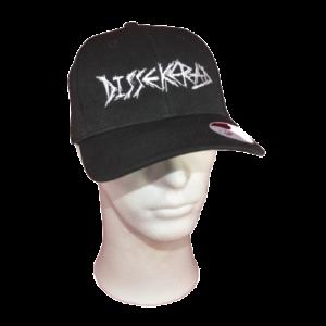 DISSEKERAD – logo výšivka