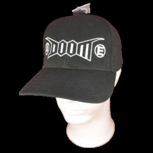 DOOM – logo výšivka