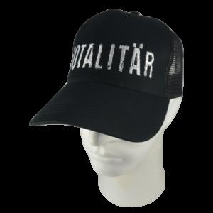 TOTALITAR – logo výšivka – čepice