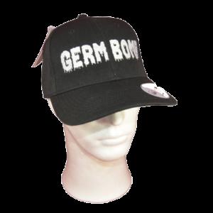 GERM BOMB – logo výšivka – čepice