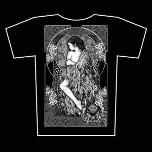 EITHNE AND YARROW – (Sean Fitzgerald) – t-shirt
