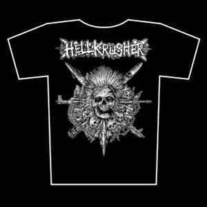 HELLKRUSHER – Human Misery – girlie t-shirt