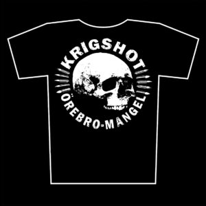 KRIGSHOT – Örebro Mangel – dámské tričko