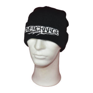 OVERCHARGE – full logo – ohrnovací kulich