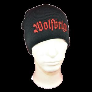 WOLFBRIGADE – red logo – kulich