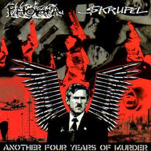 PHOBIA / SKRUPEL – split EP
