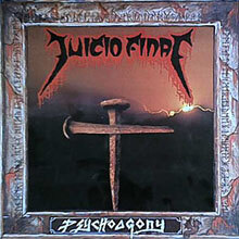 JUICIO FINAL – Psychoagony – LP