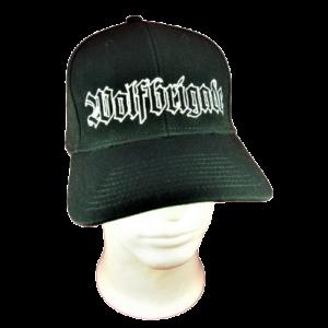 WOLFBRIGADE – logo výšivka – čepice