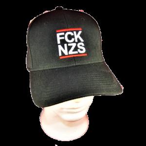 FCK NZS – embroidered logo – regular