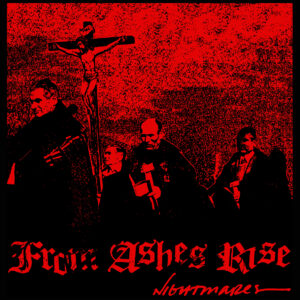 FROM ASHES RISE – Nightmares – backpatch