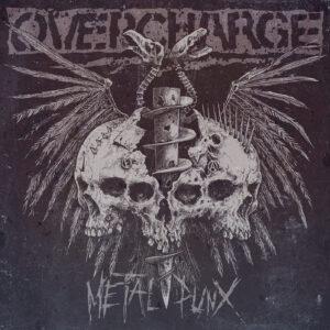 OVERCHARGE – Metal Punx – LP