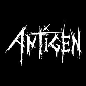ANTIGEN – logo – nášivka