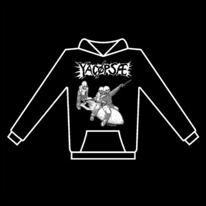 YACOPSAE – riding the bomb – hoodie