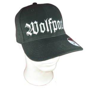 WOLFPACK – embroidered logo – regular