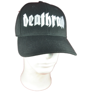 DEATHRAID – embroidered logo – cap