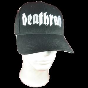 DEATHRAID – logo výšivka