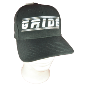 GRIDE – ufoni – embroidered logo – regular
