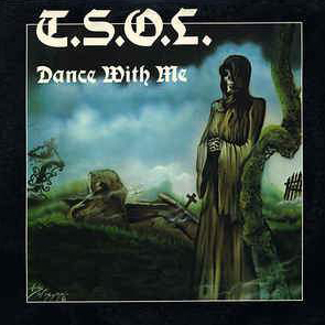 T.S.O.L. – Dance With Me – LP