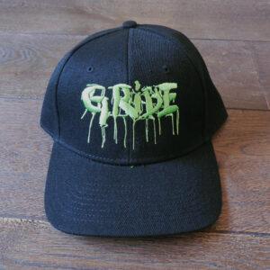GRIDE – embroidered logo – regular