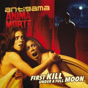 ANTIGAMA / ANIMA MORTE – split LP