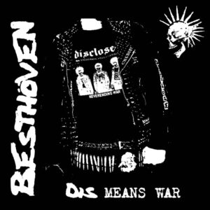 BESTHOVEN – Dis Means War – LP