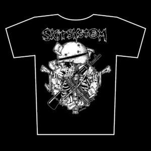 SKITSYSTEM – Death – girlie t-shirt