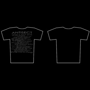 ANTISECT – What Is Your God – tričko