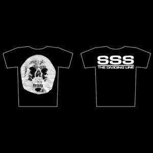 SSS – The Dividing Line – t-shirt