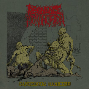 DESINENCE MORTIFICATION – Cancerous Mankind – LP