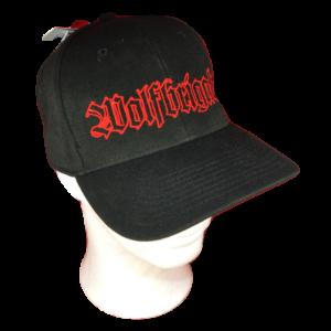 WOLFBRIGADE – logo výšivka – regular