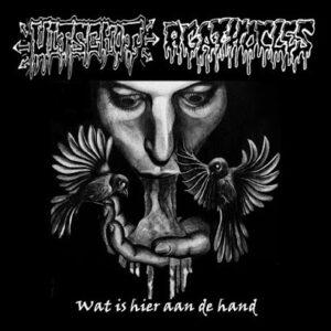 AGATHOCLES / UITSCHOT – split LP