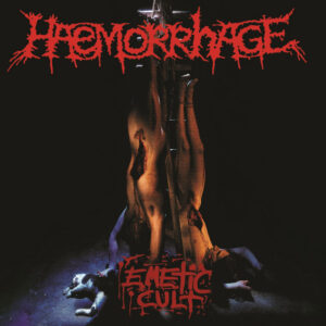 HAEMORRHAGE – Emetic Cult – CD