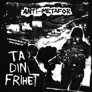 ANTI-METAFOR / SCARED EARTH – split EP