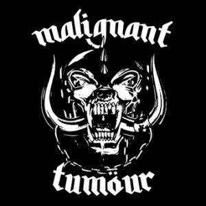 MALIGNANT TUMOUR – Motörhead tribute – patch