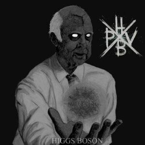 HIGGS BOSON – s/t – EP