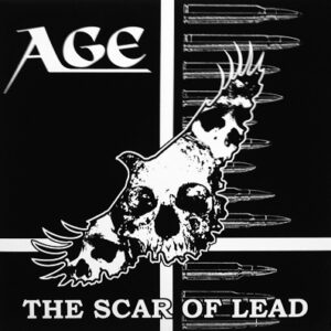 AGE – The Scar of Lead – LP