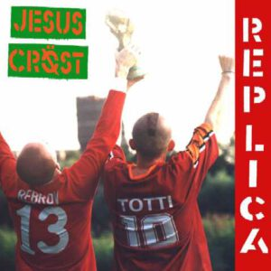 JESUS CROST / GRITOS DE ALERTA – split EP