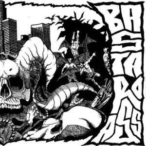 ALL GONE DEAD / BASTARDASS – split EP