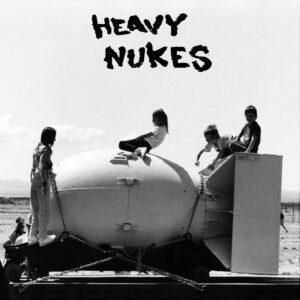 EARTH CRUST DISPLACEMENT / HEAVY NUKES – split EP