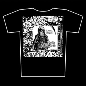 ANTI CIMEX – Raped Ass – t-shirt