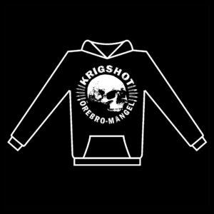 KRIGSHOT – Örebro Mangel – hoodie
