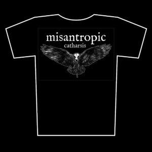 MISANTROPIC – Catharsis – tričko