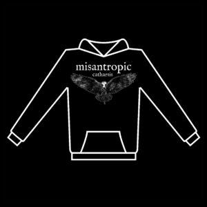 MISANTROPIC – Catharsis – hoodie