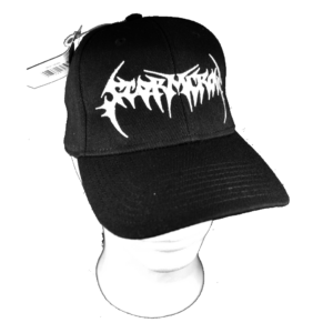 STORMCROW – logo výšivka – čepice