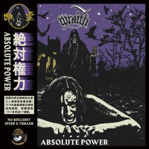 WRAITH – Absolute Power – CD