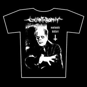 LYCANTHROPHY – Satanic Killer – tričko