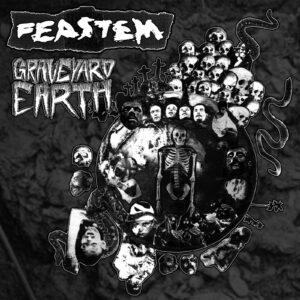 FEASTEM – Graveyard Earth – LP